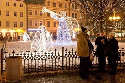 Nova godina u Pragu recenzije