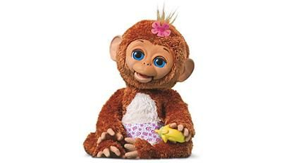 FurReal prijatelji kikoćući majmun