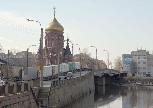 обводный канал петербург