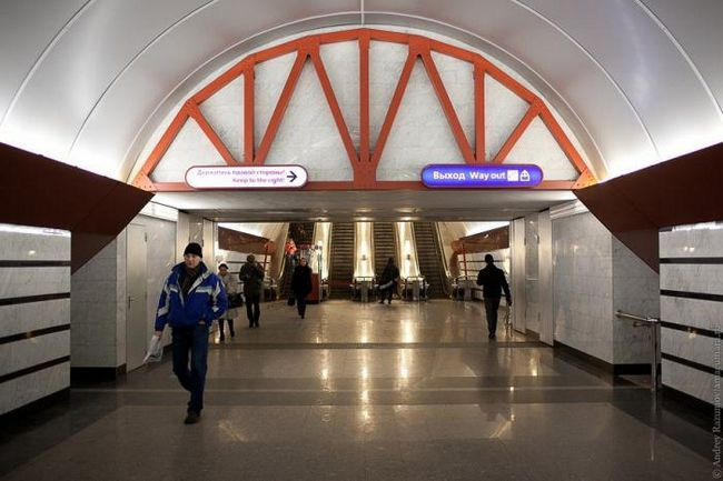 метро обводной канал