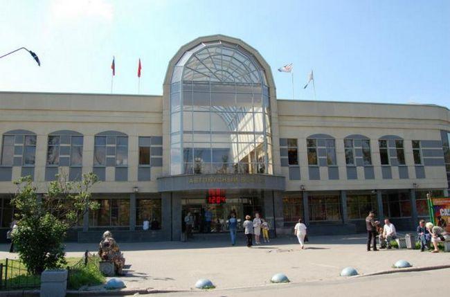 обводной канал санкт петербург автовокзал