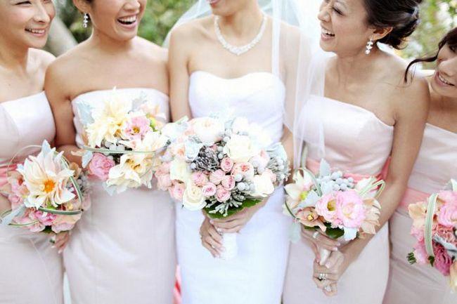 dizajn vjenčanje cvijeća sa svojim rukama