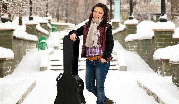 Оксана Ильюп - биография и творчество