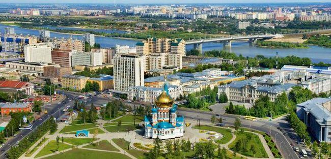 Омск, парк победы: достопримечательности и памятники
