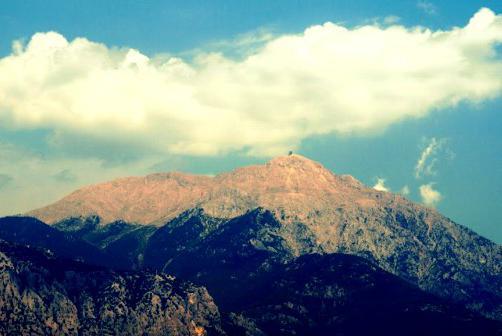 Описание горы тахталы (кемер), фото