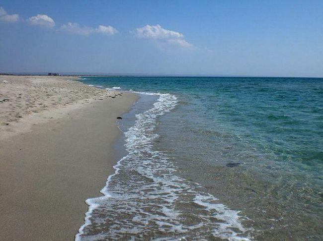 Описание тарханкутского полуострова. Полуостров тарханкут: отдых в крыму