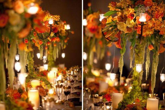 Jesen Vjenčanje scenario