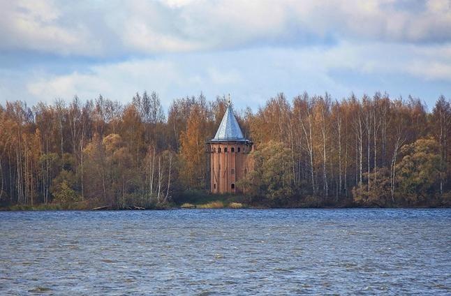 atrakcija Kalyazin