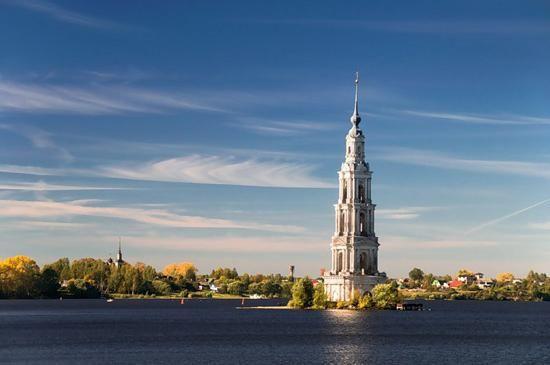 grad Kalyazin znamenitosti