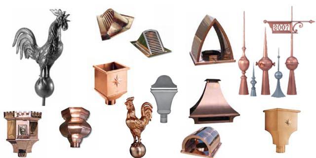 krovni elementi izrađeni od valovitog kartona