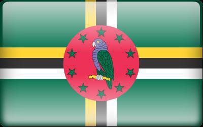 карибский остров доминика