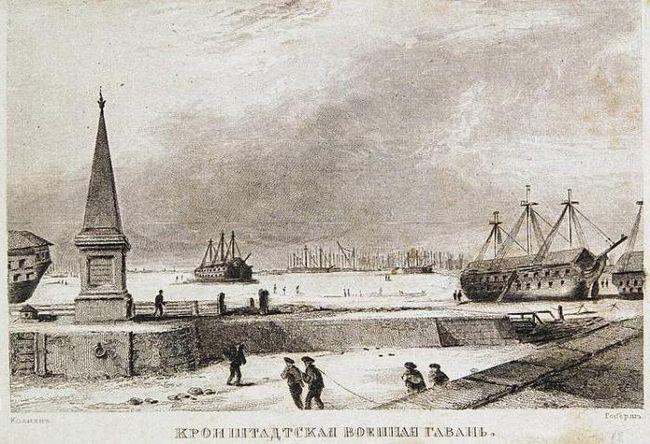 Остров котлин: общее описание, история и туризм