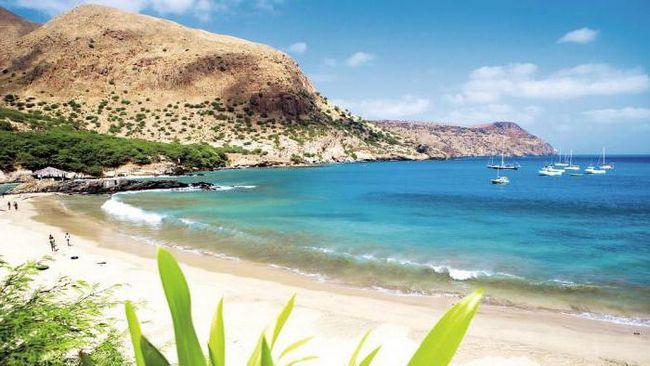 Остров зеленого мыса, или кабо верде