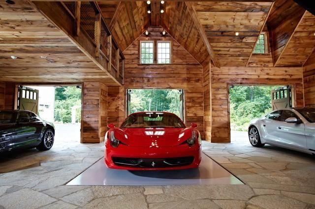 Dekoracije u garaži