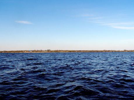 Отдых и рыбалка на угличском водохранилище. Фото и отзывы