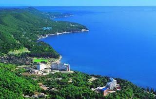 Ostatak obali Crnog mora