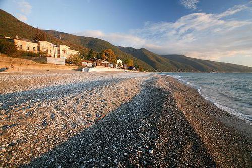 Odmor u Abhaziji u listopadu mišljenja