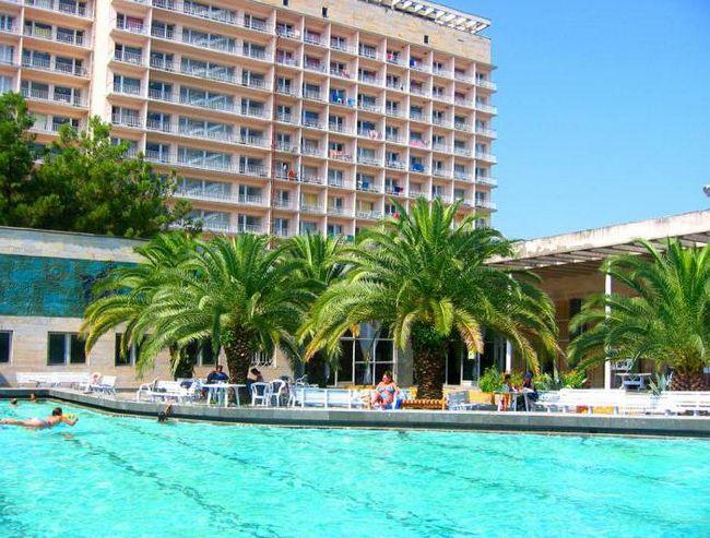 Bichvinta hoteli
