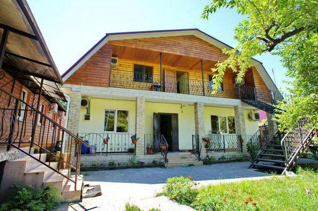 Guest house Bichvinta