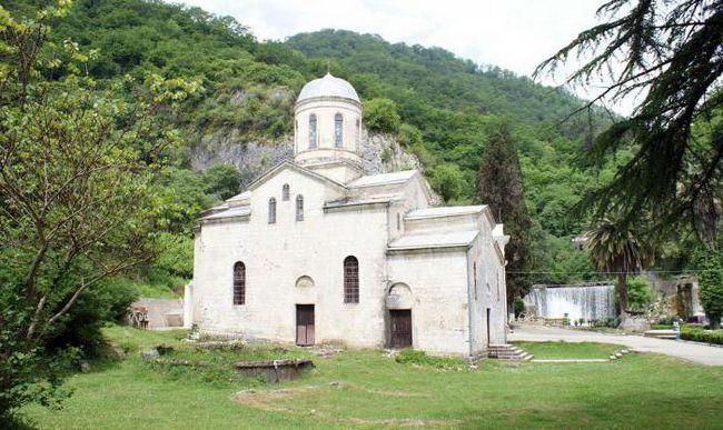 More Abhazija Bichvinta