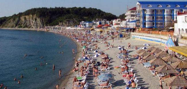 Море в сочи в сентябре