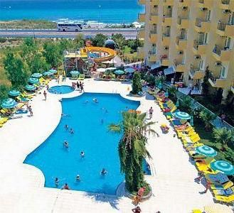 Hotel Asrin pošasti Turska