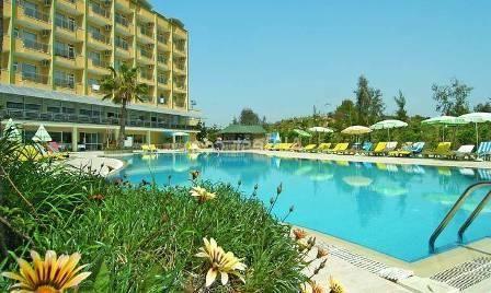 Turska Hotel Asrin pošasti