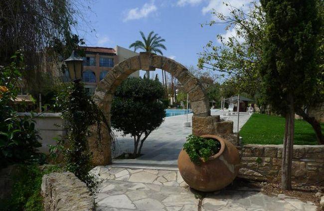 Hotel bazilika ljetovalište 3 * (Cipar): fotografije i mišljenja, broj soba, usluga, lokacija
