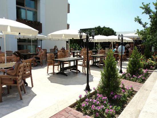 Hotel batont Garden Resort (Turska): opis, fotografije i recenzije