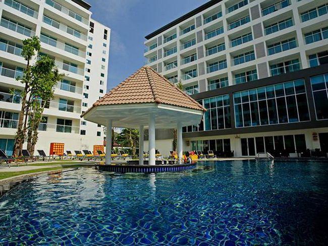 Hotel Centara Pattaya Hotel 4 (Tajland): fotografije i recenzije