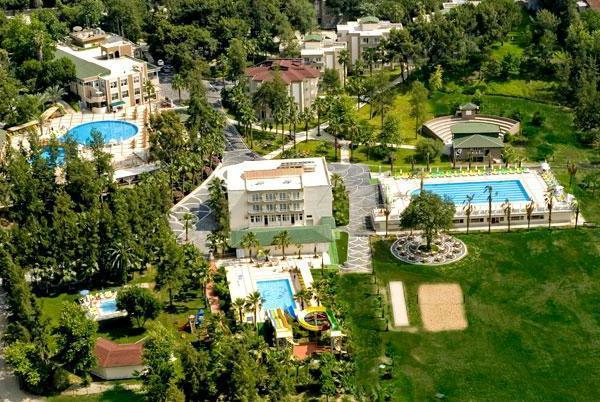 Hotel Club Hotel sidelya (Turska): opis, fotografije i recenzije