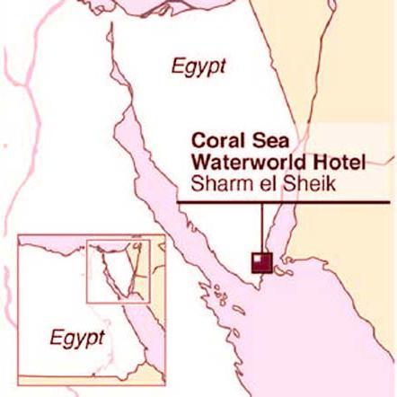 Svijet Hotel Coral morska voda (Egipat): opis, fotografije i recenzije