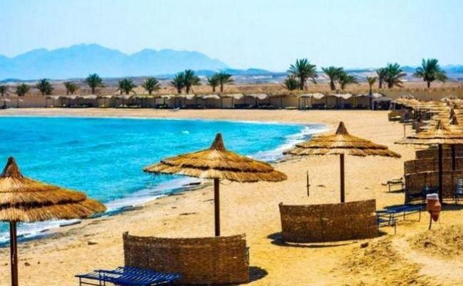 отель coral sun beach safaga 4