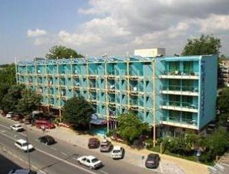 Hotel Diamond sunčana plaža 4 * Bugarska čeka na vas