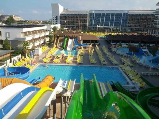 Hotel eftalia prskanjem naselje 5 (Turska): fotografije i recenzije