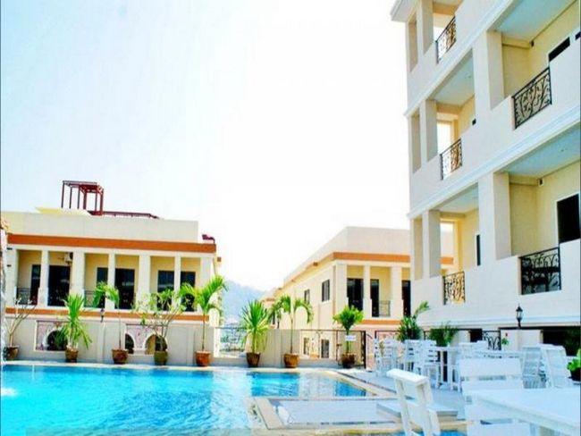 Hotel Eurasia butik hotel s 3 (Tajland / Pattaya): fotografije i recenzije