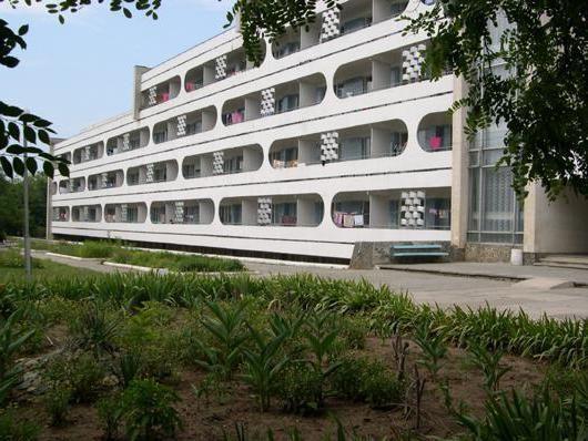 Отель Family Resort (Евпатория): фото и отзывы туристов