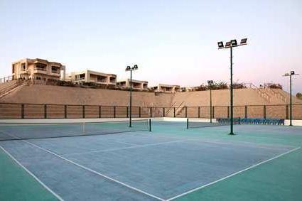 sportski tereni u hotelu Hilton Long Beach (Hurghada)