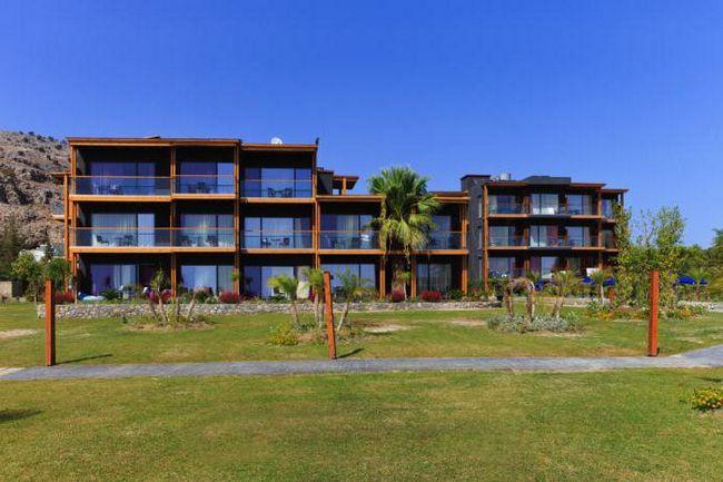 Medblue Lardos Hotel 4 * (Rhodes, Grčka): opis, fotografije i recenzije