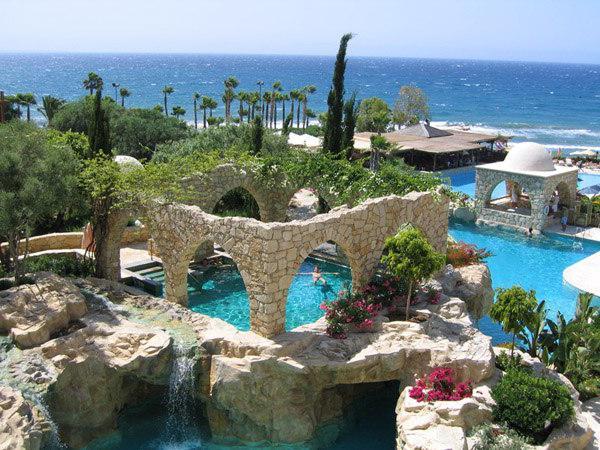 Hotel pafiana visine luksuzni resort spa 4 (Paphos, Cipar): mjesto, opis i recenzije