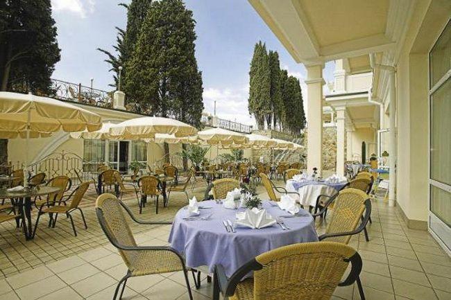 Palmira Palace Jalta recenzije