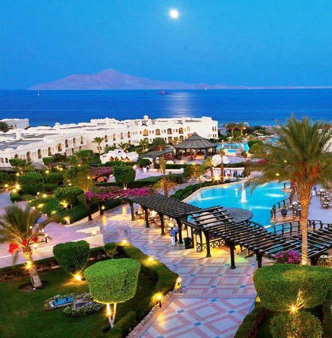Hotel Sea Club Hotel 5 * (Sharm El Sheikh): fotografije i recenzije