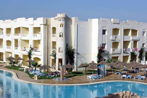 4 Sun Beach Resort Hotel