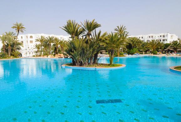 sunce plaža Tunis