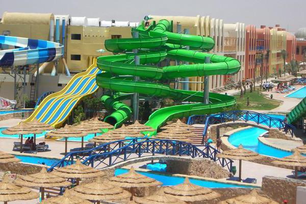 Hotel Titanic Beach Spa aqua park 5 Hurgada Egipat