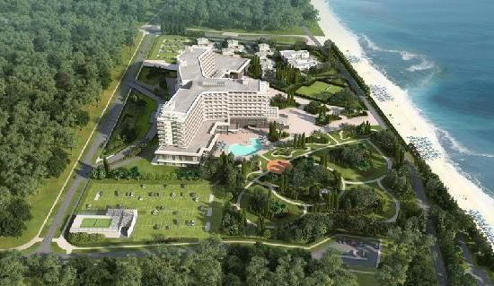 Hotel Adler na plaži all inclusive