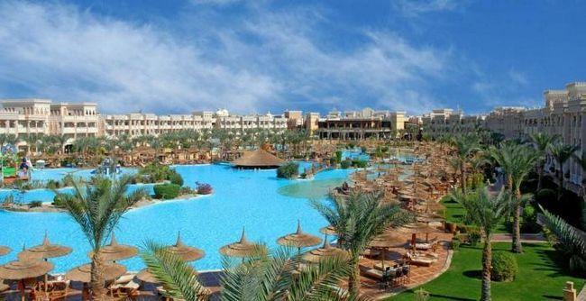 отели Египта Альбатрос