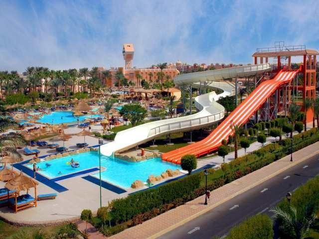 Египет отель Альбатрос 5
