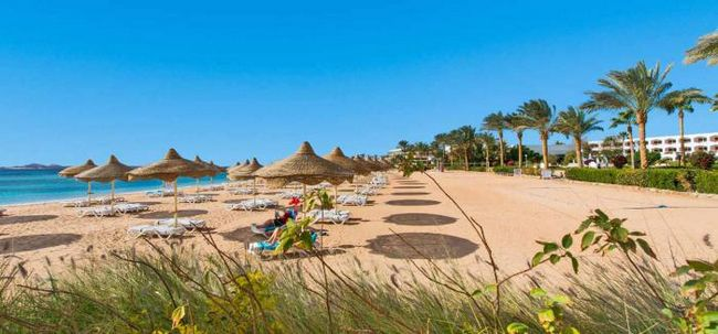 Egipat Hoteli s pješčanim ulazom u more za ugodan obiteljski odmor