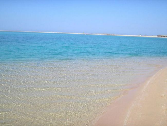 Egipat Hoteli s pješčanom plažom